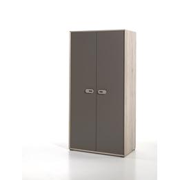 Garderob - Emiel 2 Dörrar