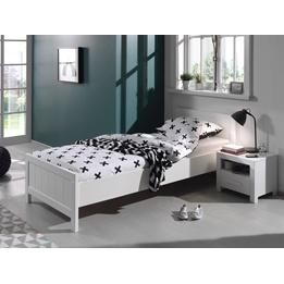 Sängbord - Erik - Vit