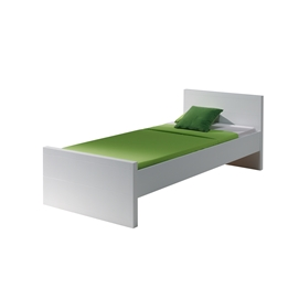 Säng - Lara - 90x200 Cm - Vit