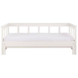 Säng Med Soffa - Pino - Vit