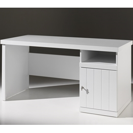 Skrivbord - Robin - Vit