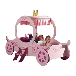 Enkelsäng - Bilsäng Princess Kate 90x200 Cm