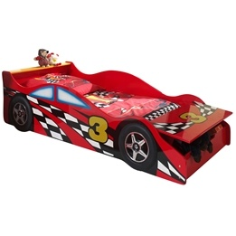 Juniorsäng - Racerbil 70x140 Cm