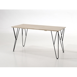Skrivbord - William - Brun