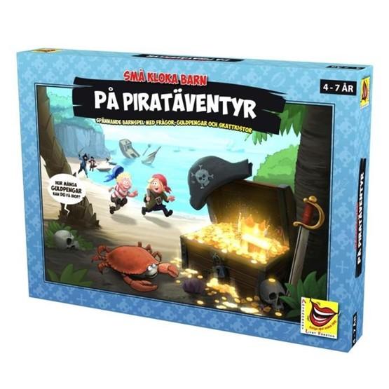 Alf Spel, Små kloka barn på Piratäventyr