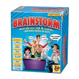 Alf Spel, Brainstorm
