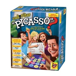 Alf Spel, Vad ritar Picasso?