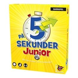 Alf Spel - På 5 Sekunder Junior