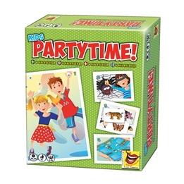 Alf Spel, Kalaslekar Kids Partytime