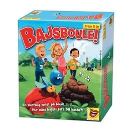 Alf Spel, Bajsboule