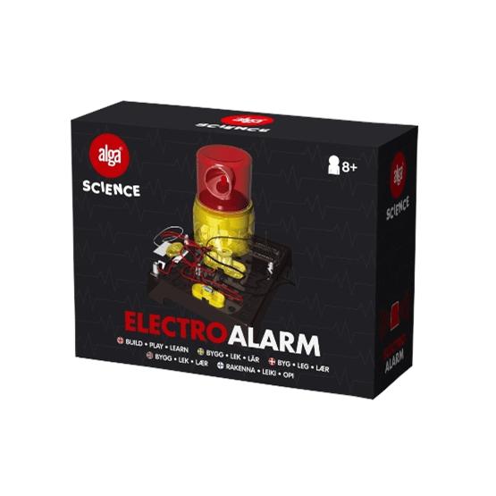 Alga Science, Elektriskt alarm
