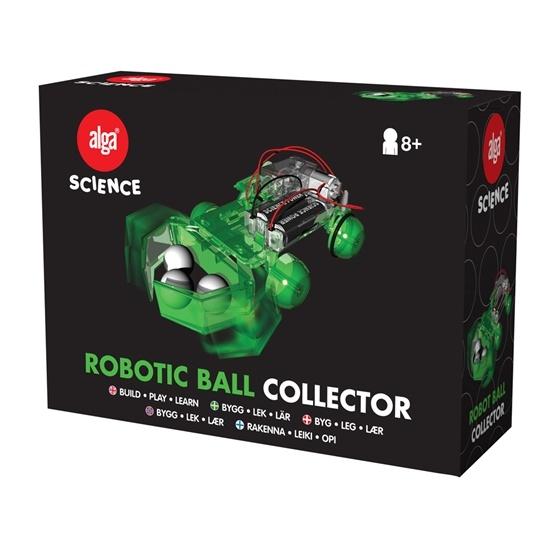 Alga Science, Robot Bollsamlare