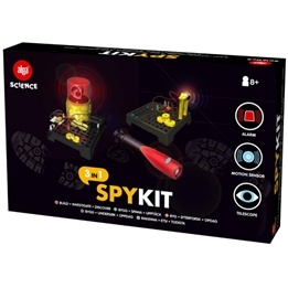Alga Science, SpyKit 3in1
