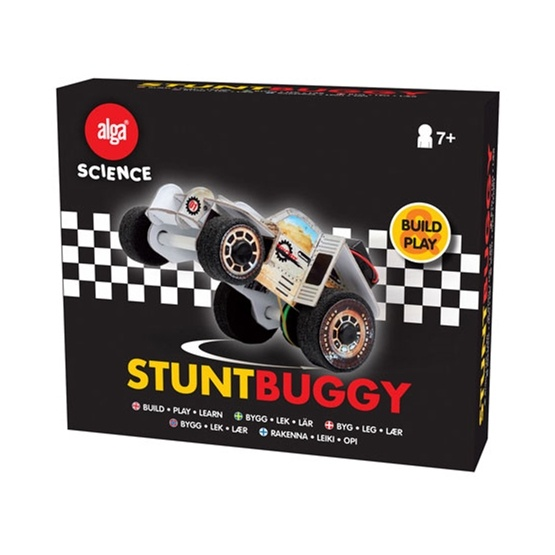 Alga Science, Stunt Buggy