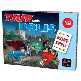 Alga Tjuv och Polis (Spelkort)