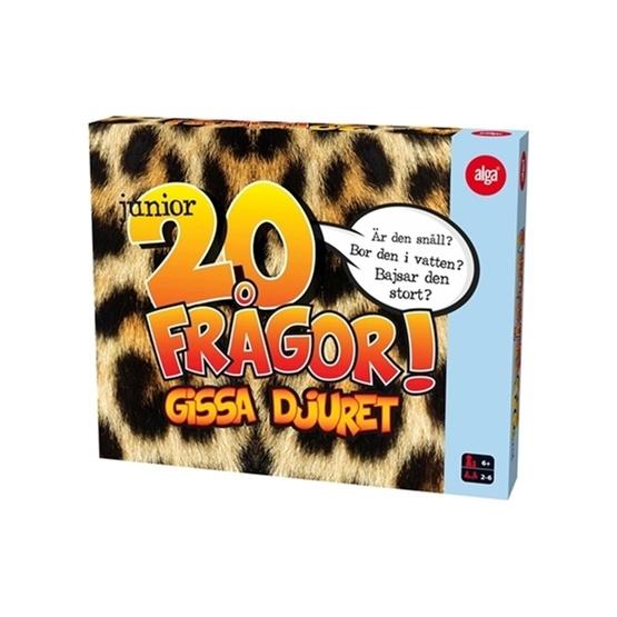 Alga, 20 frågor JR - Gissa djuret