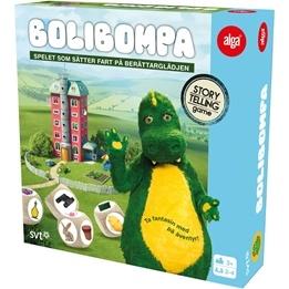 Alga, Bolibompa Storytelling game (Sv)