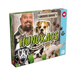 Alga, Anders Bagge Vilket hundkaos