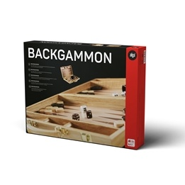 Alga, Backgammon