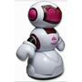 Go go Buddies, Robot med sladd Rosa 18 cm