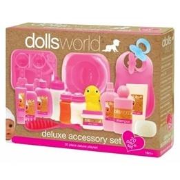 Dollsworld, Docktillbehör deluxe 20-delar
