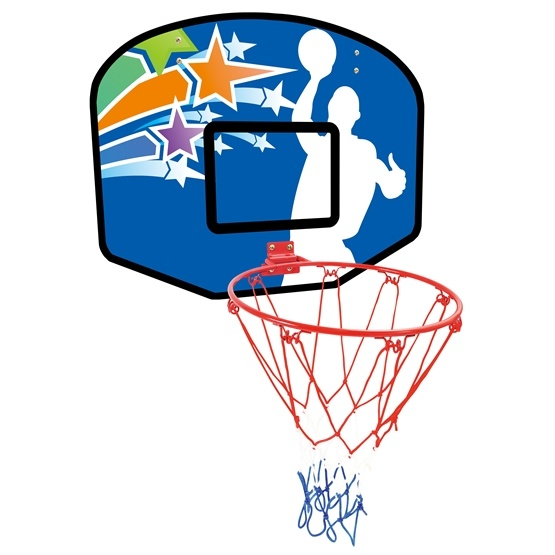 Playfun, Basketkorg 60x45 cm
