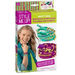 Style Me Up, Armband med text