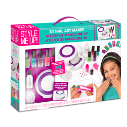 Style Me Up, 3D Nagelset