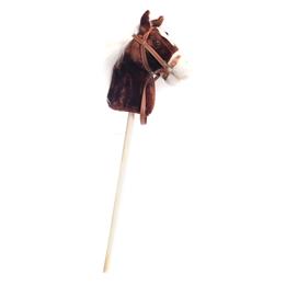 Käpphäst 95 cm mellanbrun
