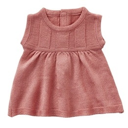 byASTRUP, Dockkläder - Dress Rose Knit 46-50 cm