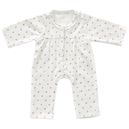 byASTRUP, Dockkläder - One Piece Rose Dots 46-50 cm