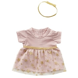 byASTRUP, Dockkläder - Tutu Dress with Headband 40-45 cm