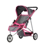 Mini Mommy, Dockvagn 3-hjul 49 cm