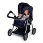 Mini Mommy, Dockvagn med babylift - mörkblå