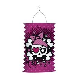 Pink Pirate, Lanterna