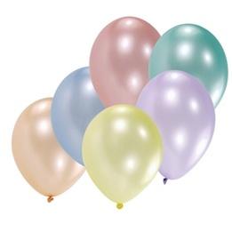 Ballonger, Pastell 10-pack 25 cm