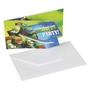 Ninja Turtles, Inbjudningskort 6-pack
