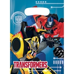 Transformers Kalaspåsar 8-pack