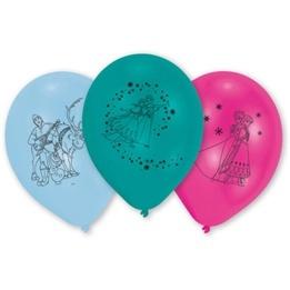 Disney Frozen, Ballonger 25 cm 10-pack