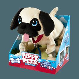 Peppy Pets, Mops