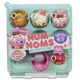 Num Noms, Starter Pack S4 - Cookies & Milk