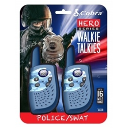 Cobra, Walkie Talkie Police/S.W.A.T