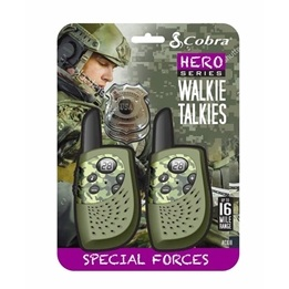 Cobra, Walkie Talkie Special Forces