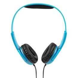 KidSafe Stereo, Hörlurar Blå