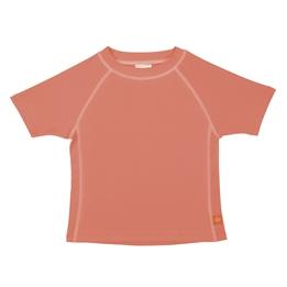Splash & Fun, Kortärmad UV-tröja - Peach 24 mån