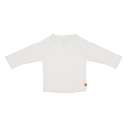 Splash & Fun, Långärmad UV-tröja - White 12 mån