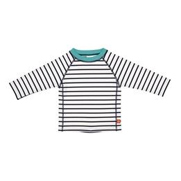 Splash & Fun, Långärmad UV-tröja - Sailor navy 12 mån