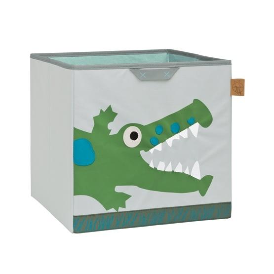 Lässig, Förvaringslåda Krokodil