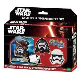 Aquabeads, Star Wars - Kylo Ren & Stormtrooper