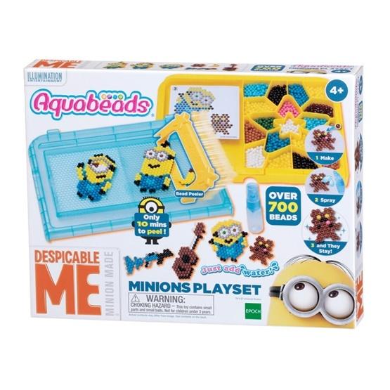 Aquabeads, Minions Playset